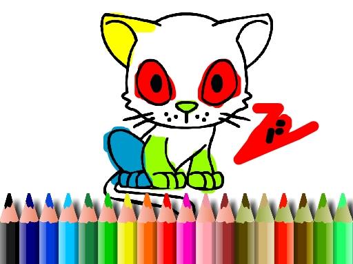 BTS Cat Colo
