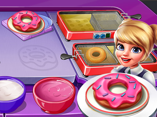 Cooking Fast 2 Donut