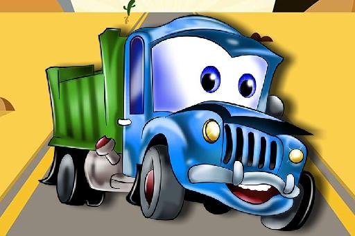 Kids Truck P