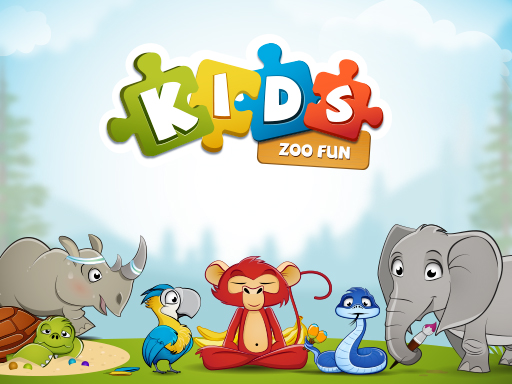 Kids Zoo Fun