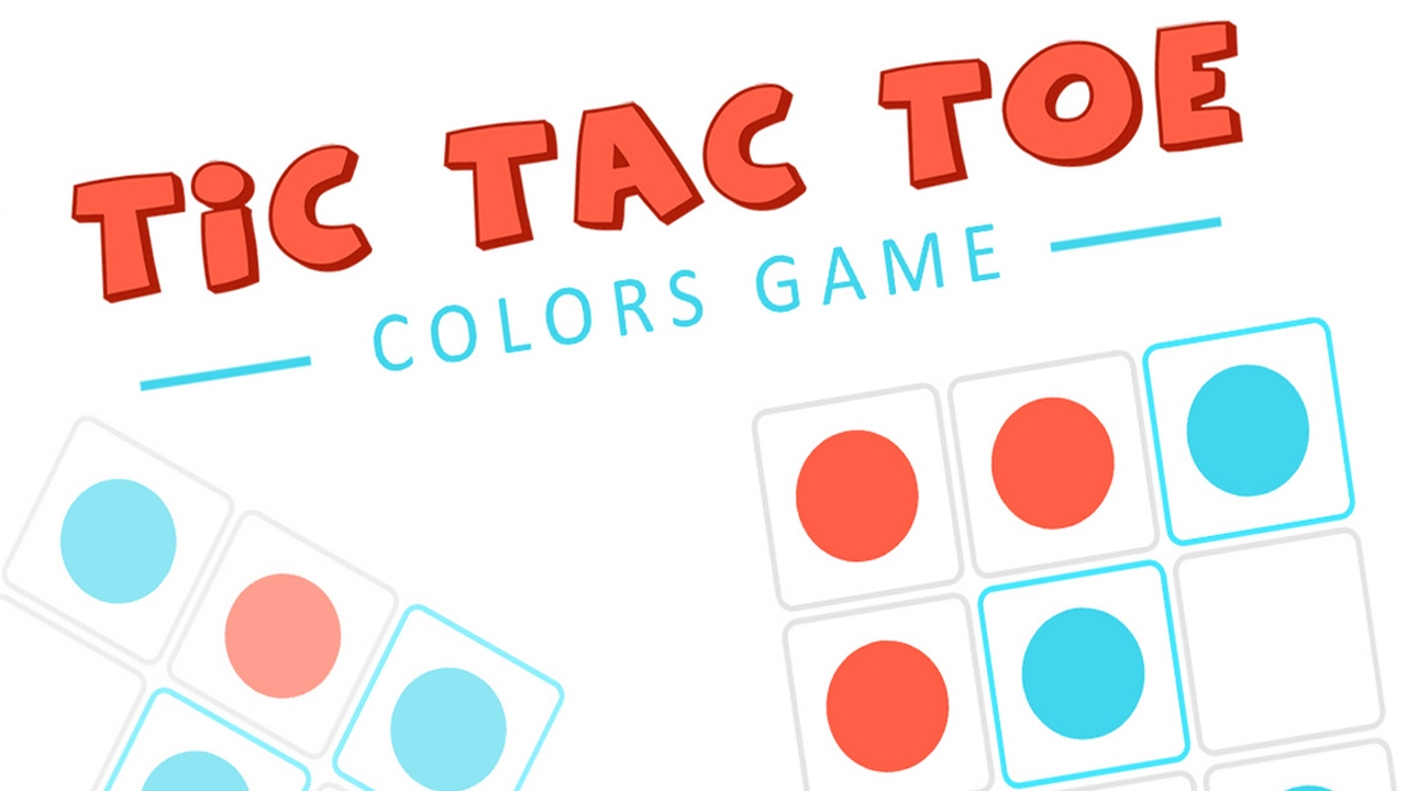 Tic Tac Toe Colors G