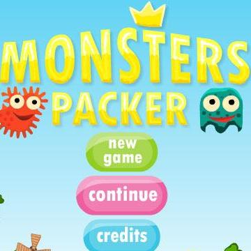 Monsters Packer