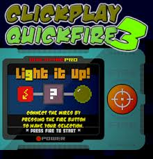 ClickPLAY Quickfire 3