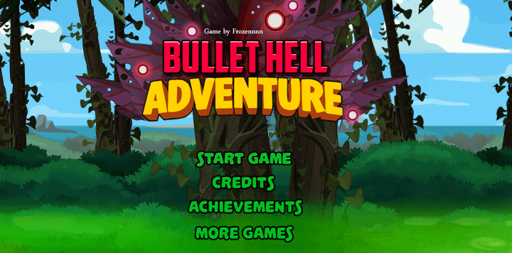 Bullet Hell Adventur