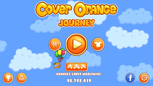 Cover Orange Journey Space