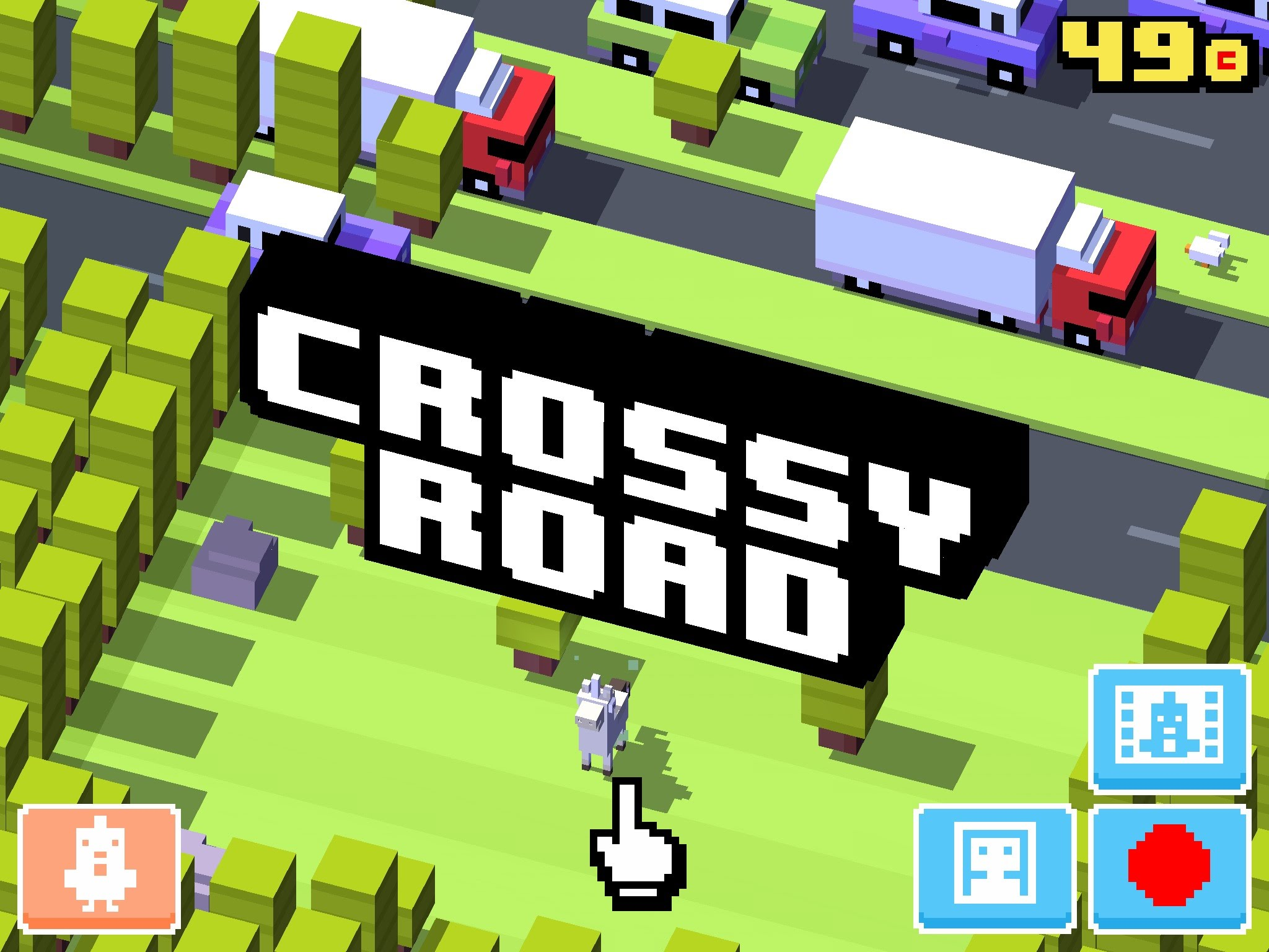 Crossy Road Online Cool Math Games - Play Crossy Road at Cool Math ...
