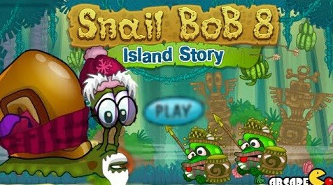 Snail Bob 8: Island Story