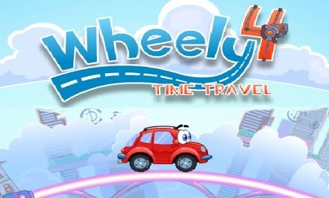 Wheely 4: Time Trave