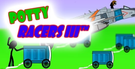 Potty racers 3 cool math games play potty racers 3 unblocked game