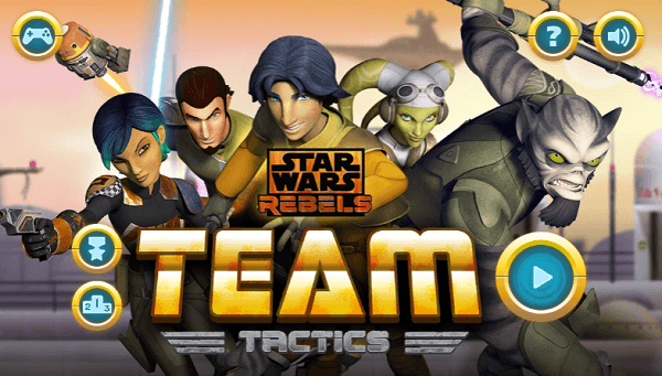 Star Wars Team Tactics