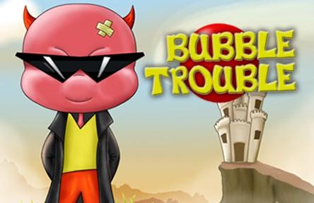 bubble trouble games