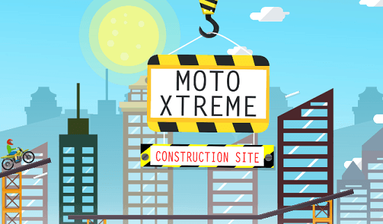 Moto Xtreme Construction Site