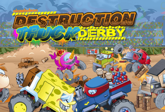Destruction Truck De