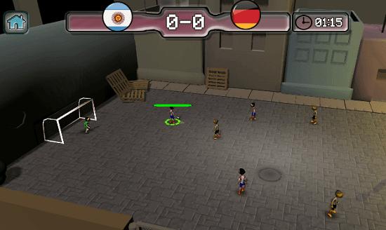Street Football 3D