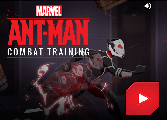 Ant-Man: Combat Training