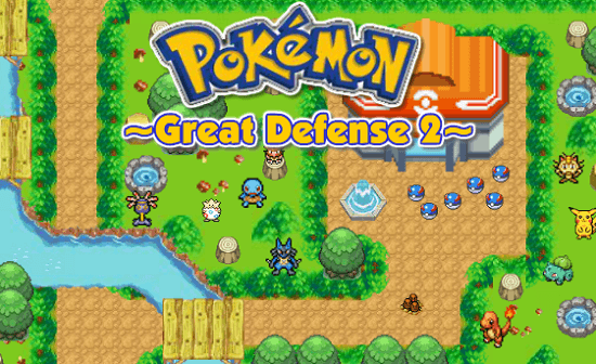 Pokemon Great Defens