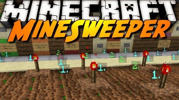 Minecraft Minesweeper