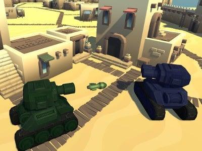 Cartoon Tanks