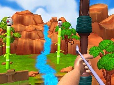 Archery Expert 3D: Small Islan