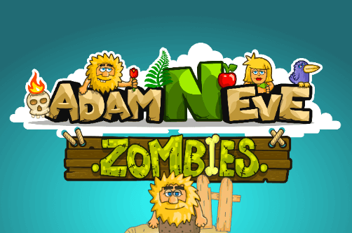 Adam and Eve: Zombie