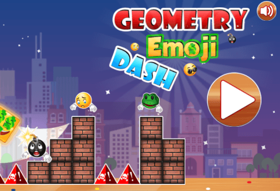Geometry Emoji Dash
