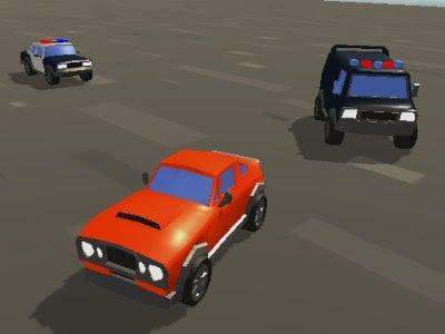 Car vs Police