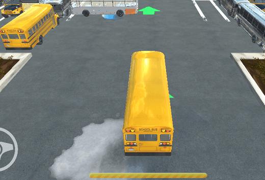 Bus Master Parking 3