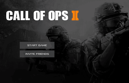 Call off Ops 2