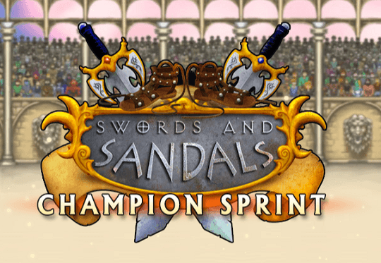 Swords and Sandals: Champion S