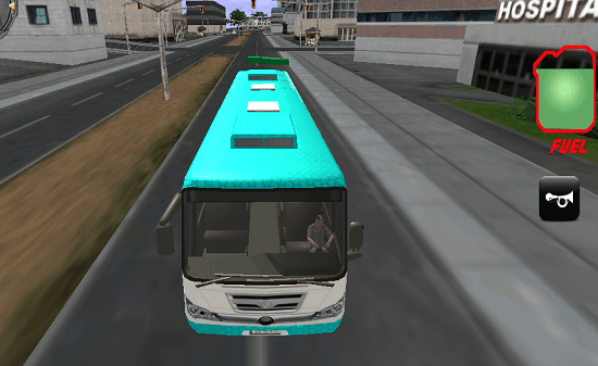 Bus Simulator: City