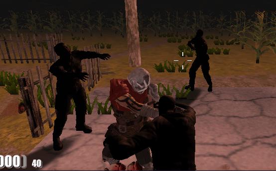 Zombie Apocalypse: Survival Wa