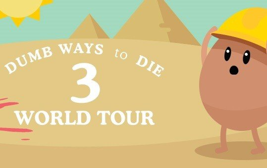 Dumb Ways To Die 3: