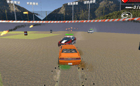 Xtreme Demolition Arena Derby