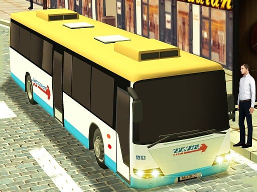Highway Bus Driver Simulator