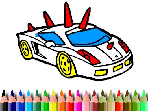 BTS Gta Cars Colorin