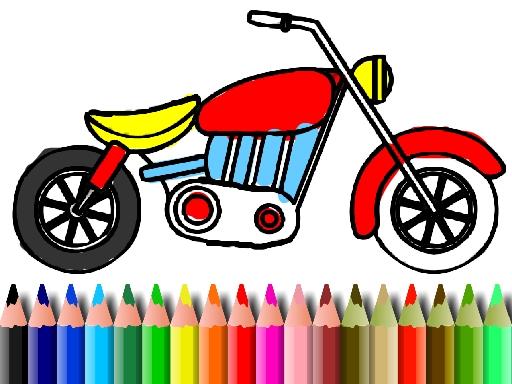 BTS Motorbik