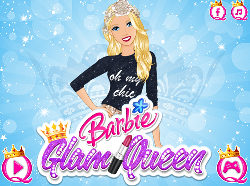 Barbie Glam Queen