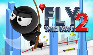 Fly with Rop