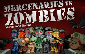Mercenaries vs. Zomb