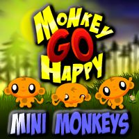 Monkey GO Happy Mini