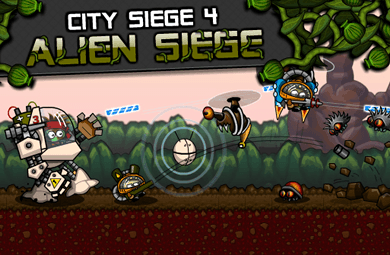 City Siege 4: Alien