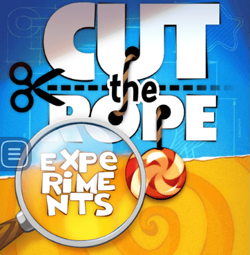Cut the Rope Experim