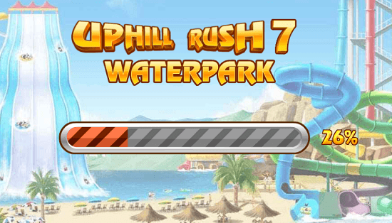 Uphill Rush 7: Water