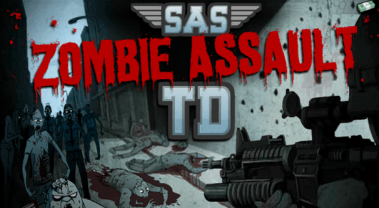 SAS Zombie Assault T