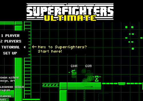 Superfighters 2 Ulti