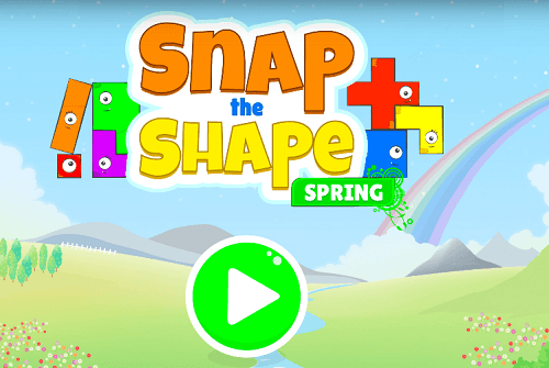Snap The Shape: Spri