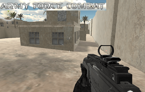 Army Force Combat