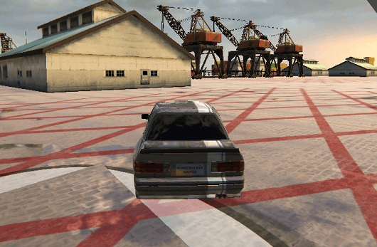 Burnout Drift 3 Seap