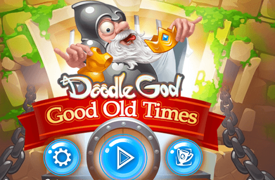 Doodle God: Good Old Times