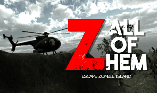 All of Zhem: Escape Zombie Isl
